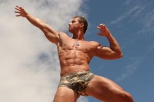 Bodybuilding Muskelaufbau